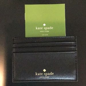 🖤Kate Spade Glitter Credit Card Wallet Case🖤